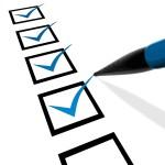 Lista das normas técnicas